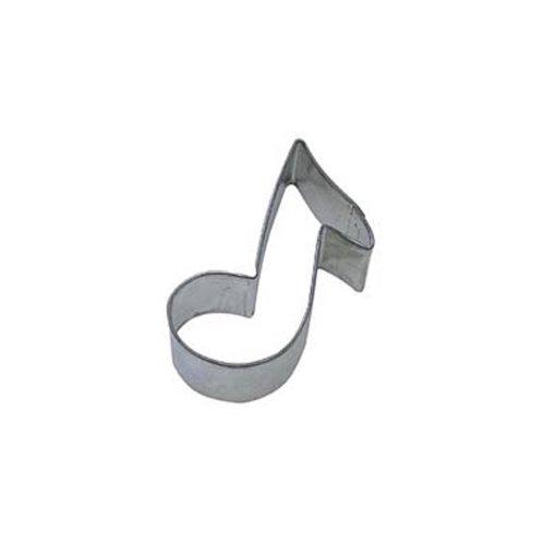 Dress My Cupcake DMC41CC1356 Music Note Cookie Cutter, 3.5-Inch ()