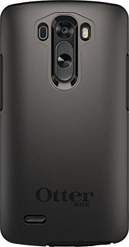 buy popular b9397 781d0 Otterbox LG G3 Symmetry Series Case - Retail Packaging - Black