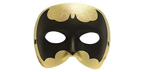 Success Creations Gold Batman Like Men's Masquerade Mask