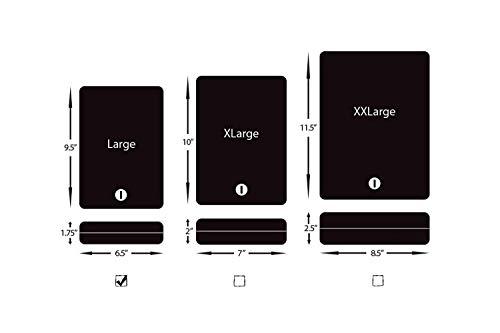 SnapSafe Lock Box Keyed Alike, X-Large