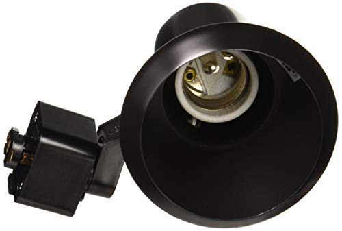 Juno Lighting Group R551 BL Track Head, Black (Track Heads Juno)