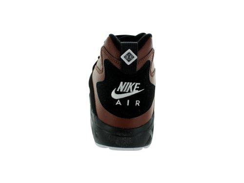 Nike Heren Jordan Melo M9 Basketbalschoen Veld Bruin / Wit-zwart