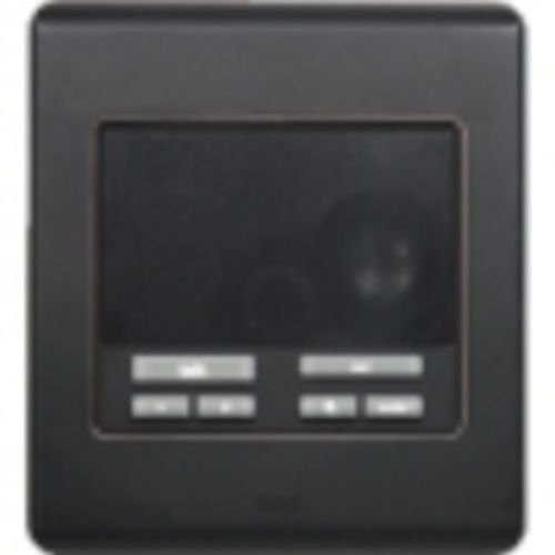 OnQ IC5004-OB Selective Call Intercom Patio Unit, Oil Rubbed Bronze