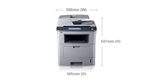 Samsung SCX-5835FN Printer Unified 64 BIT Driver