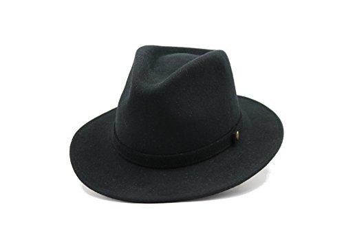 Packable Wool Felt Hat - 7