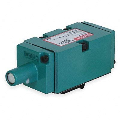 Port No Pressure (ASCO Numatics 554JA400O000000 Mark 55 Directional Control Valve, 1/2