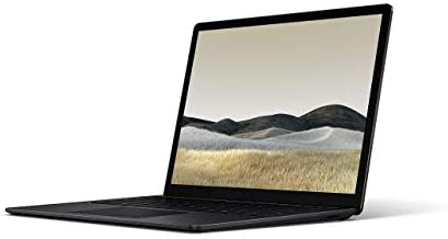 "Microsoft Surface Laptop 3 – 13.5"" Touch-Screen – Intel Core i5 - 8GB Memory - 256GB Solid State Drive (Latest Model) – Matte Black (Renewed)"