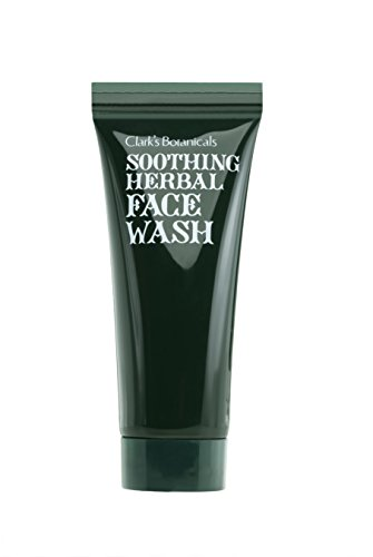 Clarks Botanicals Skin Care - Clark's Botanicals Soothing Herbal Face Wash with Lavendar, Vitamin E, Aloe, and Cucumber Extract, 7.4 fl. oz.