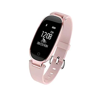 ACTIVITY TRACKER Woman Fitness Fashion Wristband Dynamic Heart Rate Monitoring GPS Pedometer Waterproof IP67 Bluetooth Smart Watch Estimated Price £57.96 -