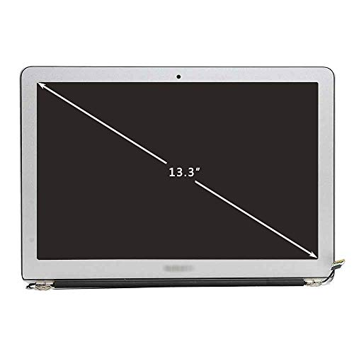 """FirstLCD TopFull Screen Replacement for MacBook Air A1466 Mid2013 Early2014 Early2015 2016 2017 LCD LED Display Assembly 13.3"""" Repair Part 661-02397 661-7475"""