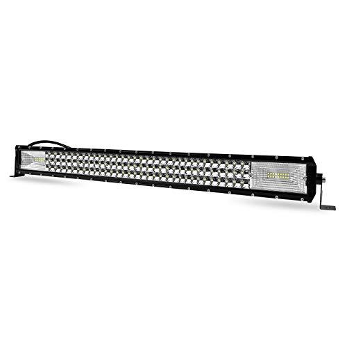 AUFUN 405W LED werklicht bar werklicht offroad schijnwerper reflector schijnwerper werklicht extra schijnwerper 12V 24V…