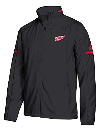 - adidas Detroit Red Wings NHL Men's Penalty Box Full Zip Rink Jacket