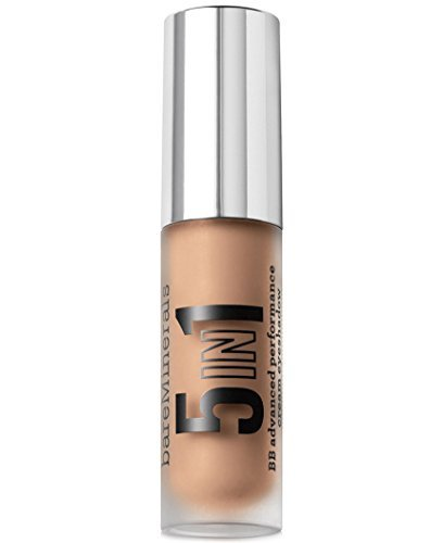 centuals 5-in-1 BB Advanced Performance Long-Wearing Cream Eyeshadow Broad Spectrum - SPF 15 (Rich camel) (Long Wearing Cream Shadow)