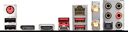 MSI Intel Z390 Edge AC Gaming ATX DDR4-SDRAM Motherboard