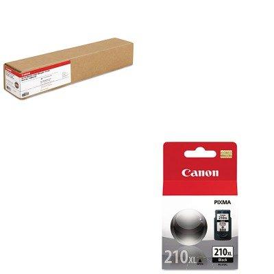- KITCNM1290V133CNM2973B001 - Value Kit - Canon Scrim Vinyl Banner (CNM1290V133) and Canon 2973B001 PG-210XL High-Yield Ink (CNM2973B001)