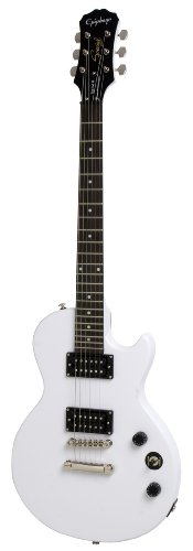 Epiphone Les Paul Special II Electric Guitar, White