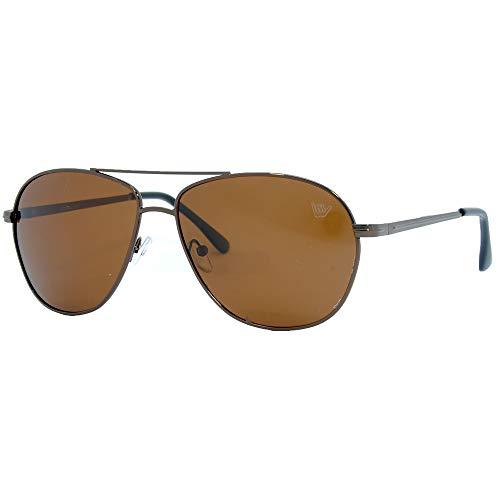Óculos Solar, Hang Loose, Marrom
