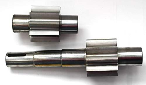CO 75-GS-20K-22-75/76 Series Gear Set 1-1/4'' Keyed Shaft. 2.25'' Gears