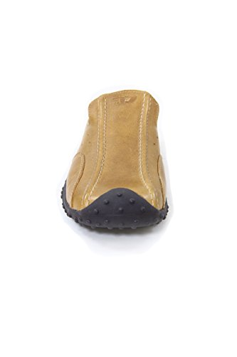 Bejan Slipper Coach Leather Diesel Brown 0T5q6p5nEw