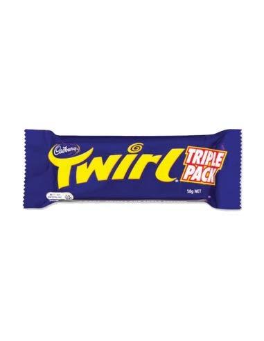 Cadbury Twirl Kingsize Bar 58g x 42