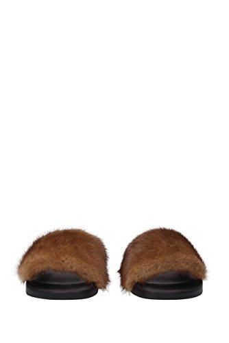 Marron Givenchy Noir Femme Noir pour Chaussons BRWPFz