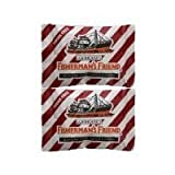 Fisherman's Friend Cherry Fravour Lozenges Sugar Free Candy 25g. (Lot 2 packs)