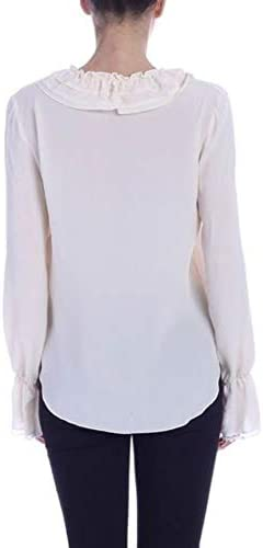 SEE BY CHLOÉ Luxury Fashion Donna CHS20SHT36014119 Bianco Viscosa Blusa | Primavera-Estate 20