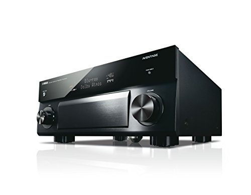 Great Features Of Yamaha AVENTAGE Audio & Video Component Receiver, Black (RX-A1070BL), Works with A...