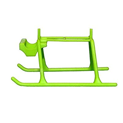 KBDD Extreme Edition Landing Skids for mCP x - Green: Toys & Games