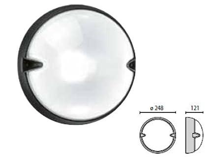 Plafoniere Per Esterno Prisma : Prisma plafoniera chip tondo pl w g el bianco performance
