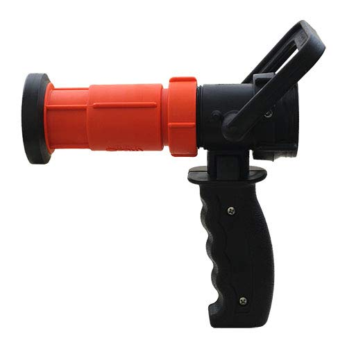 Flow Fire Nozzle - Heavy Duty Plastic 1 1/2