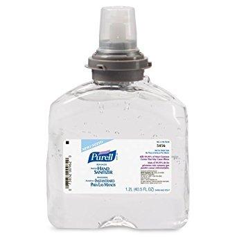 GOJO PURELL Advanced TFX 1200mL Instant Hand Sanitizer Refil