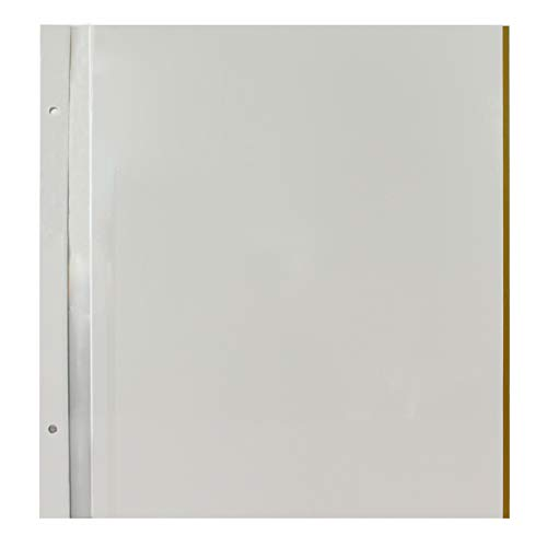 Refill Pages for Zoview Magnetic Self-Stick Page Photo Album (White) ()