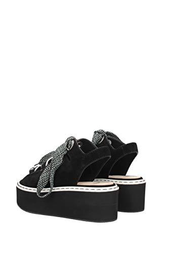 8O6703A15Z Femme Fendi Noir Compensée EU Suède 5vnnOASxW8