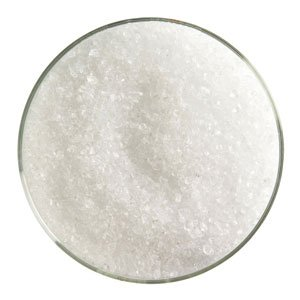 1 Lb Clear Transparent Medium Frit 90 Coe