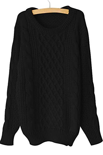 women s cashmere knitted oversized loose warm