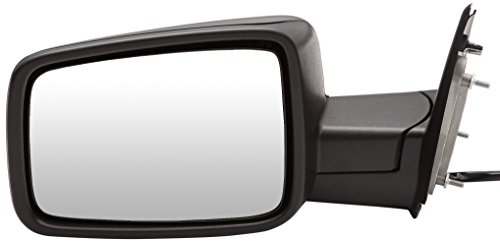 (OE Replacement Dodge Driver Side Mirror Outside Rear View (Partslink Number CH1320303))