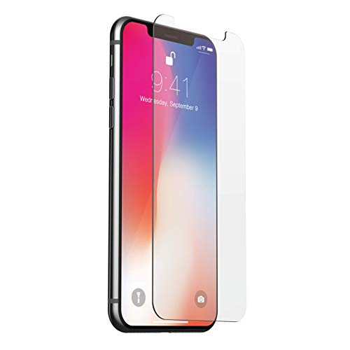Just Mobile SP-561 IPhone XR Xkin Ultra-Tough Tempered Japanese Glass Durable Smooth Smudge/Scratch-Free 9H Hardness Case-Friendly HD-Clarity, Clear