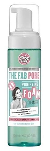 Soap And Glory THE FAB PORE Purifying Foam Cleanser 200ml