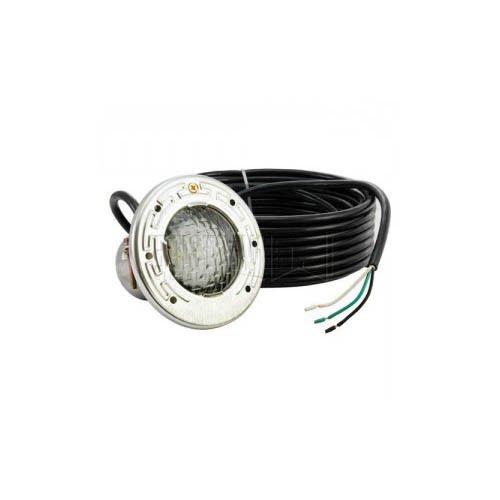 Pentair 77168100 Stainless Steel AquaLight Halogen Quartz Light 120-Volt 250-Watt, 50-Feet Cord