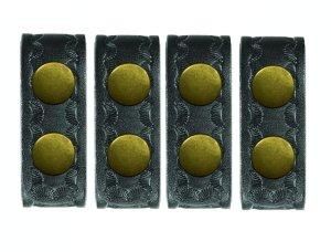 brass belt keepers - 5