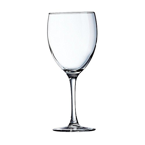 Arcoroc 71080 Excalibur 12 Oz. Grand Savoie Glass - 24 / CS by ARC Cardinal