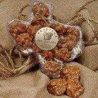 Taste of Texas 12 mini 1 oz. Chewy Praline Sampler by Aunt Aggie De's Pralines