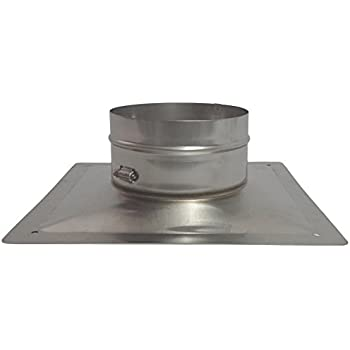 Rockford Chimney Supply Stainless Steel Premium Top Plate