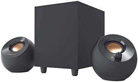 Creative Pebble Plus 2 1 Usb Powered Desktop Speaker Elektronik