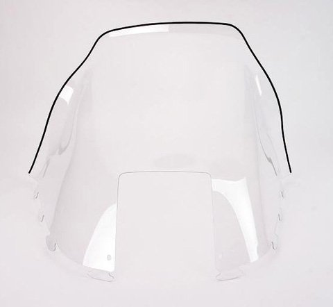 1997-1998 POLARIS XCF POLARIS WINDSHIELD CLEAR, Manufacturer: KORONIS, Manufacturer Part Number: 450-236-01-AD, Stock Photo - Actual parts may vary. by KORONIS