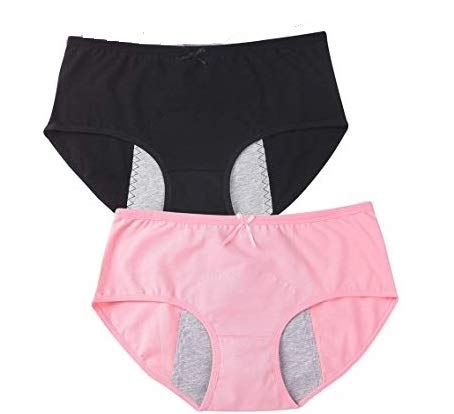 Period Panties Keychain
