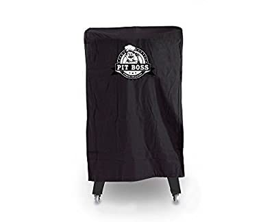 Pit Boss Grills 73322 Electric Smoker Cover, Black from Dansons, Inc