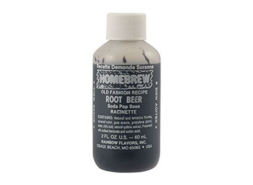 Rainbow Root Beer Extract - 1 Gallon (Rainbow Root Beer)