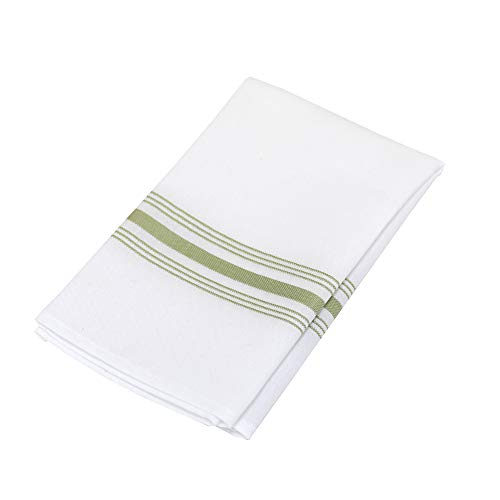 Milliken Signature Stripe Bistro Napkins - Assorted ()